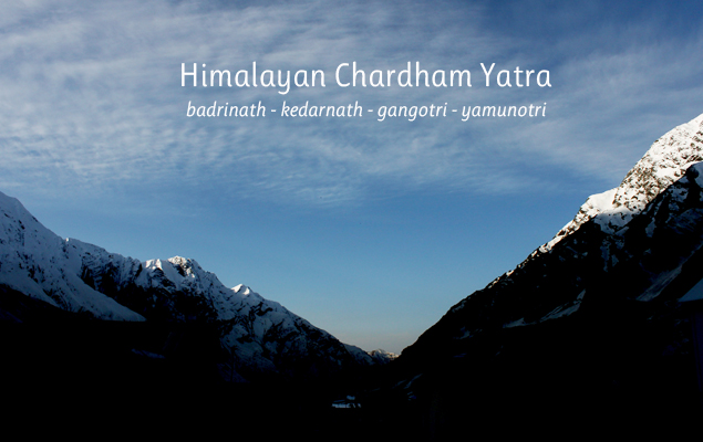 information about chardham yatra